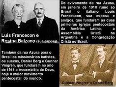 Congregação Cristã no Brasil - A História  http://w500.blogspot.com.br/