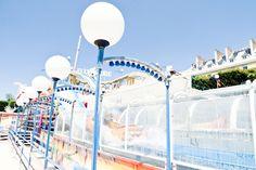 Comment se rafraîchir en été avec les attractions à eaux présentes dans toutes les fetes foraines Paris 2013 de l'été