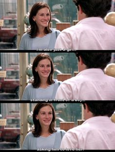 Notting Hill - starring Julia Roberts as Anna Scott Hugh Grant as William Thacker Notting Hill Film, Notting Hill Quotes, Hugh Grant Notting Hill, Series Movies, Movies And Tv Shows, Tv Series, Romance Puro, Tumblr Movie, Film Quotes