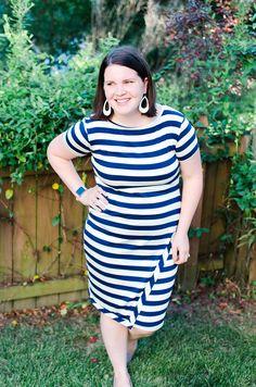 "Stitch Fix Loveappella ""Zola Knit Dress"" - Size XL - $58 (Made in the USA!)"