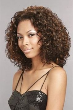 These synthetic lace front wigs, lace wigs, human hair wigs, glueless cap wigs, come in a variety of styles and colors. Wig Styles, Curly Hair Styles, Natural Hair Styles, Synthetic Lace Front Wigs, Synthetic Wigs, New Hair Do, Wigs Online, Black Girls Hairstyles, Human Hair Wigs