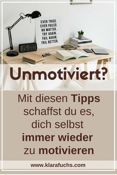 Motivation tips. How you can stay motivated - Klara Fuchs - Motivation, how do you manage to stay motivated? Long-term or short-term goals? Everything explaine - Sport Motivation, Fitness Motivation, Daily Motivation, Short Term Goals, Motivational Stories, Mental Training, How To Stay Motivated, How To Run Longer, Better Life