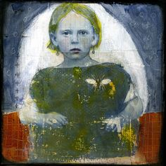 tricia scott's Suzanna's Mother Was A Beekeeper #art
