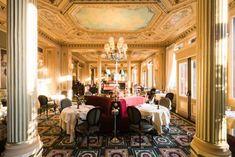 Café de la Paix Paris - Opéra Garnier - Restaurant Gastronomique Paris