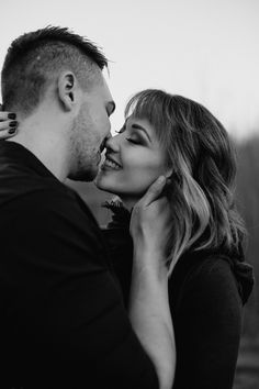 kiss engagement Shoot Photoshoot Black and white Bnw cape town Photoshoot Inspiration, Couple Shoot, Wedding Photoshoot, Engagement Shoots, Cape Town, Beautiful Images, Big Day, Kiss, Black And White