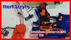 Nerf Stryfe Arduino / Brushless How To : Part 6