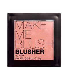 £2.99 | H&M MakeMeUp Blusher Apricot/dazzling peach