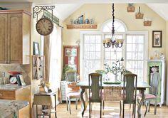 30 Country Home Decor Ideas