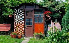 Omulīgas dārza mājiņas, kur smelties iedvesmu - Tavs Dārzs - DELFI