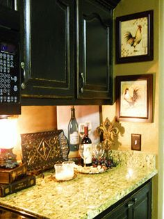 Kitchen decor on pinterest tuscan kitchens tuscan homes and roosters Southern home decor on pinterest