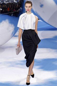 Sfilata Christian Dior Paris - Collezioni Autunno Inverno 2013-14 - Vogue
