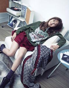 Gong Hyo Jin Korean Actresses, Korean Actors, Actors & Actresses, Korean Star, Korean Girl, South Korea Beauty, Gong Hyo Jin, Master's Sun, Korean Fashion