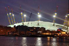 London Docklands –O2Arena