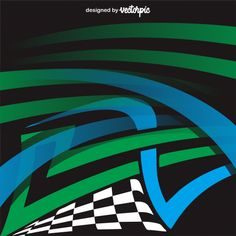 Racing Stripes Streaks Background Free Vector Racing Stripes, Backgrounds Free, Kamen Rider, Vector Free, 3d, Image, Design