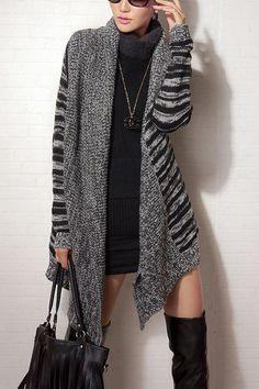 Loose Knitted Cardigan - US 47.95 -YOINS b307c5188f22
