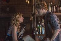 """YOU'RE THE WORST -- """"Other Things You Could Be Doing"""" -- Episode 212 (Airs Wednesday, December 2, 10:30 pm e/p) Pictured: (l-r) Chris Geere as Jimmy, Tessa Ferrer as Nina. CR: Prashant Gupta/FX"""