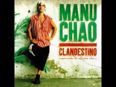 MANU CHAU - Mentira Sink all but my head underwater whilst this is playing.
