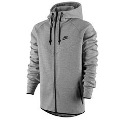 Nike Tech Full Zip Windrunner - Men's at Champs Sports