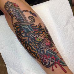 Marc Nava Tattoo