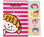 "Post-it et marque-pages ""Hello"""