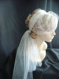 Retro Headband by Her Morning Elegance