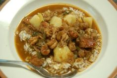Crawfish Stew for Beginners - Bayou Woman
