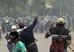Mexico's Breaking Point