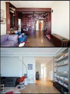 Reforma vivienda. Salón