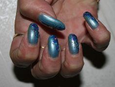 Thulian In Wonderland: Wintery nails