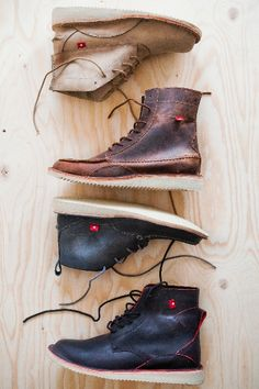 Very cool rubber soled shoes. Made in Africa.