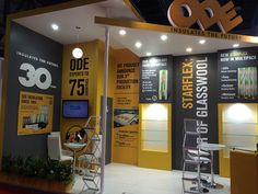 An Exhibition Stand Contractor Helps When Attending a Large Scale Trade Show