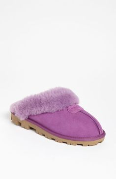 UGG® Australia 'Coquette' Slipper (Women) available at #Nordstrom