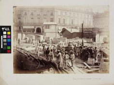 La Garnier 1867. I would have loved to be alive and performing in the Opera.