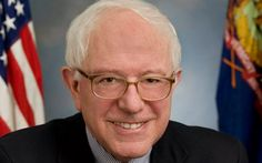"""Sen. Bernie Sanders of Vermont, who recently jumped into the 2016 presidential race, says that it is time for a """"political revolution"""" and believes mainstream Americans will have no problem voting for a self-described socialist."""