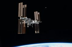 Is there anything cooler that humanity is doing right now than the International Space Station?