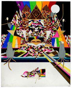 richard colman art | richard coleman art ART: Richard Colman's Prisms