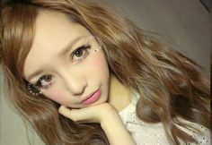 NEO Cosmo Glamour Brown cosmetic colored contacts ~ 2014 Must Have Circle Lens.