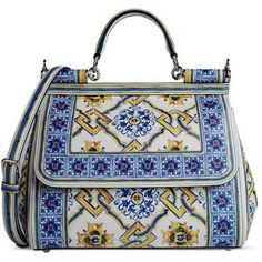 Dolce & Gabbana Medium Leather Bag