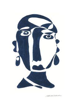 Shop — by mathilde vesterskov Trippy Designs, Surreal Tattoo, Plakat Design, Africa Art, Find Art, Art Inspo, Amazing Art, Watercolor Art, Art Projects