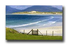 Isle of Berneray, Western Isles