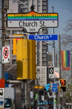 Church & Wellesley Village - Toronto