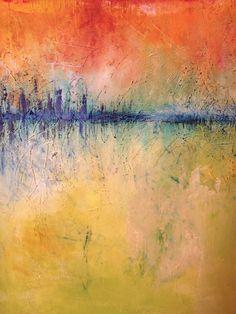 Oil on Canvas 2013 Abstract Art Painting, Art Painting, Fine Art, Abstract Landscape, Abstract Painting, Painting, Art, Abstract, Street Art