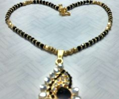 Crystal necklace...