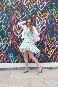 92c36b324e2 Fashion Blogger Sydney of Styled By S shares her favourite murals in Venice  Beach California California