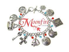 ONCE UPON A TIME Fandom Charm Bracelet