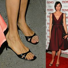 To provide some comfort in knowing you're not alone in your quest for beautiful shoes, which conceal and comfort your bunions, take a look at the feet of these gorgeous famous women from around the world who are in exactly the same predicament as you. Chrissy Teigen Model, Iman Model, Pie Grande, Bunion Surgery, Knee Surgery, Bunion Shoes, Tamera Mowry, Michelle Yeoh, Dame Helen