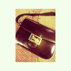 Céline Vintage Burgundy Celine, Bags, Vintage, Fashion, Frames, Totes, Handbags, Moda, Fashion Styles