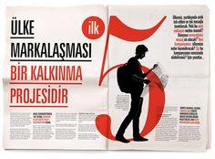 'Turkey: Home' Press Release on Behance