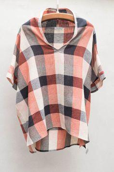 Plaid Akiko Shirt