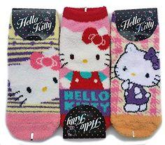 JJMax Women's Hello Kitty Fuzzy Microfiber Ankle Socks Set JJMax http://www.amazon.com/dp/B00OZ620GM/ref=cm_sw_r_pi_dp_eH-Jub1WH493N